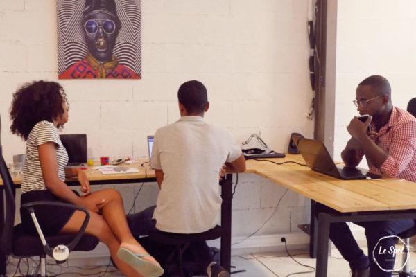 Location bureau partagé et espace de travail collaboratif à Jarry Le Spot Coworking