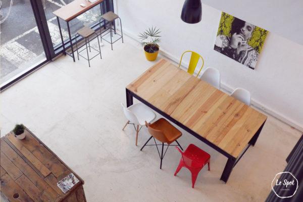 Espace de travail partagé, location de bureaux pour jeunes entrepreuneurs, indépendants, créatifs, Guadeloupe, Jarry
