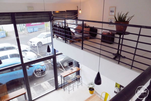 Coworking space, Guadeloupe, le spot